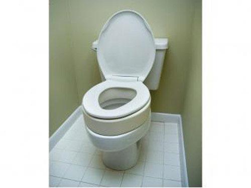 Prime Toilet Seat Riser Standard Seats Customarchery Wood Chair Design Ideas Customarcherynet
